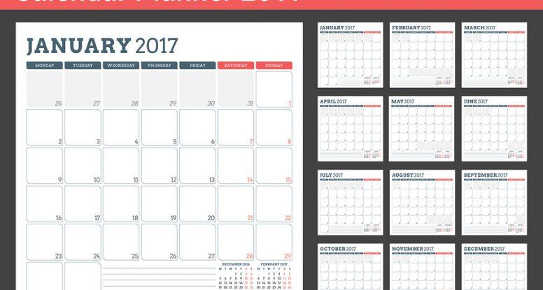 Life Coach calendar