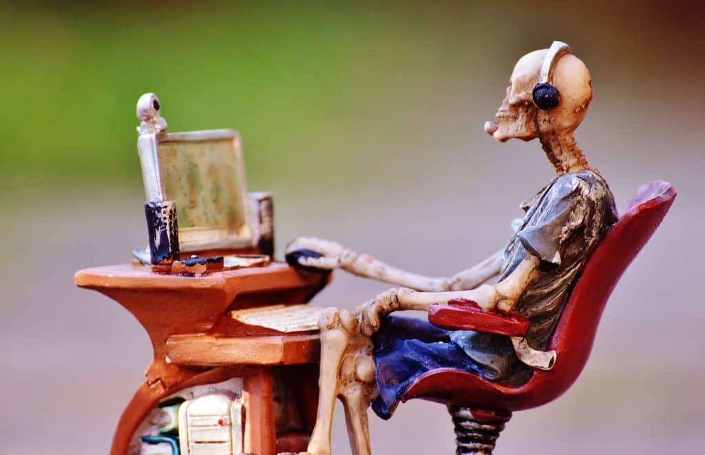 skeleton on compute